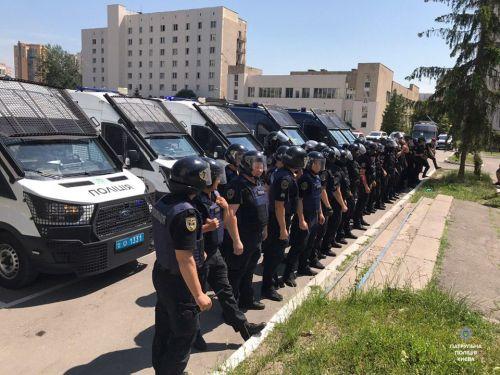 На чем ездит спецподразделение полиции ТОР