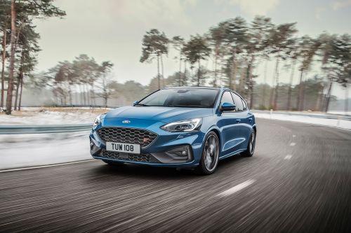 Новый Ford Focus ST оказался почти на секунду быстрее предшественника
