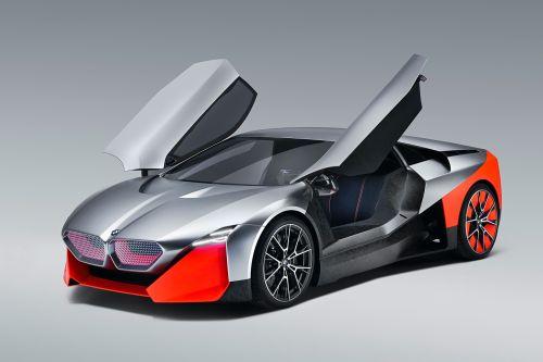 BMW продемонстрировала будущее M-автомобилей