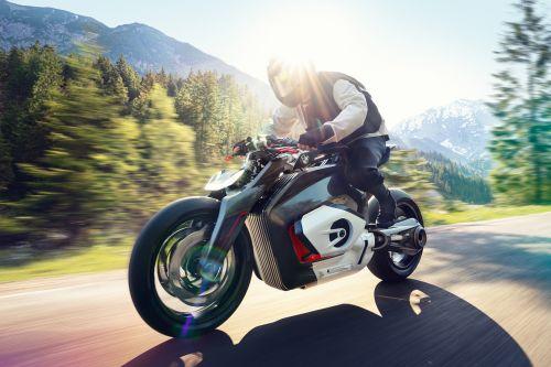 BMW Motorrad анонсирует электробайк