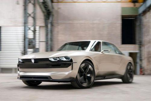 Peugeot задумалась над выпуском купе в ретро-стиле