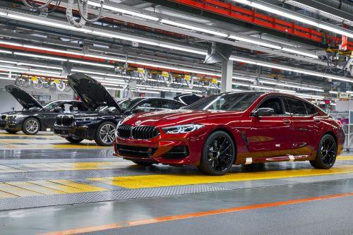 В Германии началось производство BMW 8-Series Gran Coupe