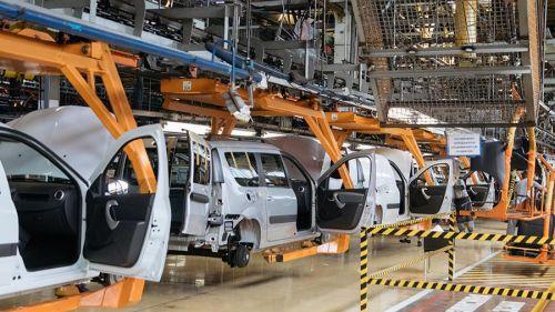 АвтоВАЗ останавливает производство автомобилей