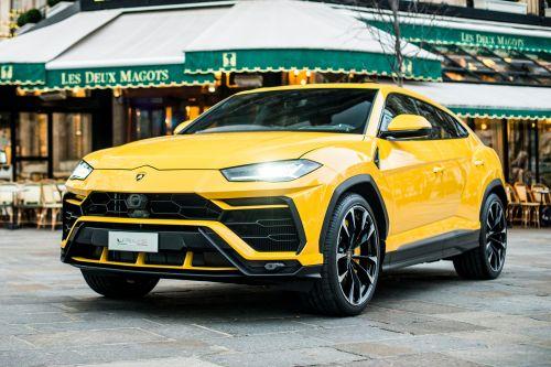 Lamborghini увеличит производство Urus