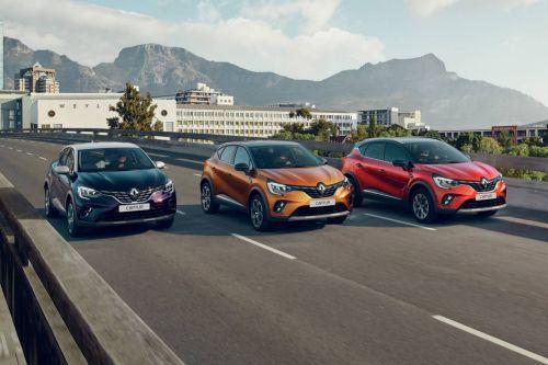 Renault представила новое поколение Captur