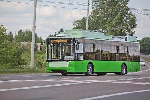 Николаев закупит 60 новых троллейбусов