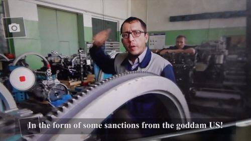 """Рабочие Группы ГАЗ записали видеообращение к Трампу с призывом: """"Спаси ГАЗ"""""""