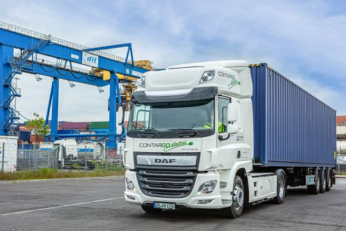 DAF CF Electric стал победителем Green Truck Award