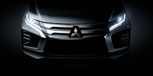 Каким будет новый Mitsubishi Pajero Sport