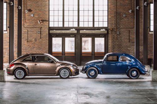 Завершилось производство легендарного Volkswagen Beetle