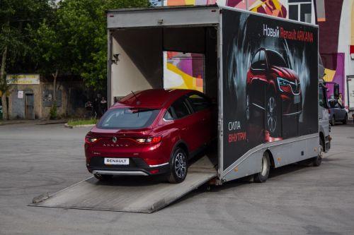 Renault протестировала в России online продажу автомобилей с доставкой на дом