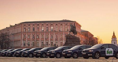 Какие показатели имеет рынок такси в Киеве. Оценки операторов