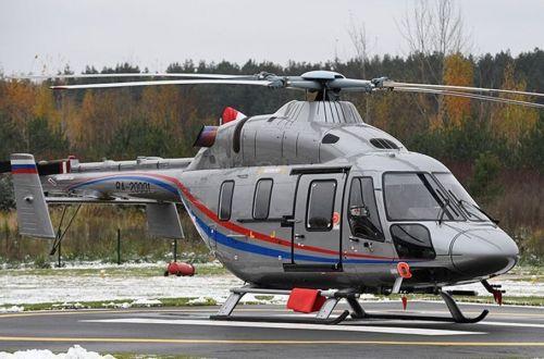 В стиле лимузина Aurus выпустят вертолет - Aurus