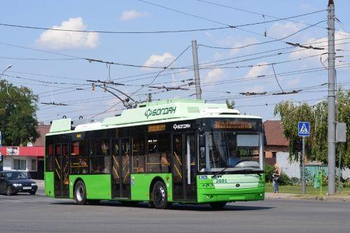 «Богдан» примет участие в тендере на поставку 30 троллейбусов в Луцк