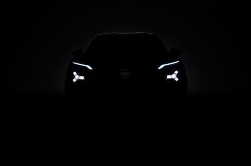 Каким будет новый Nissan Juke. Тизер