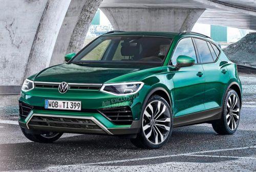 Каким будет следующее поколение Volkswagen Tiguan
