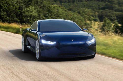 Норвегия создает собственный электромобиль