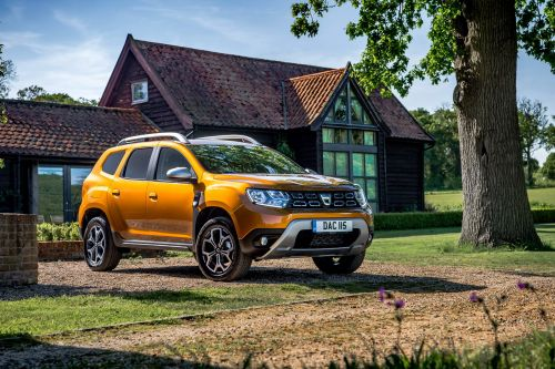 У Renault Duster появится новый двигатель
