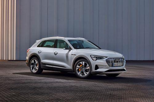 Audi нашла решение, как побороть дефицит батарей для своего электрокроссовера