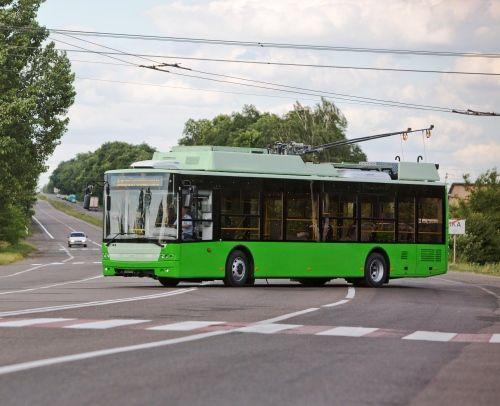 «Богдан» поставит в Полтаву 40 троллейбусов Богдан Т70117