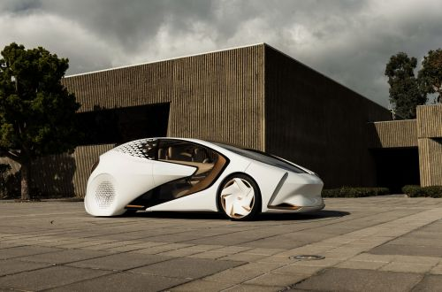 Toyota анонсирует переход на электромобили в Европе