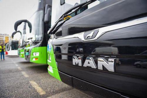 Сразу 6 городов Грузии намерены закупить 100 автобусов Евро-5