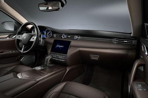 В Maserati впервые в мире появятся сидения из плетенной кожи