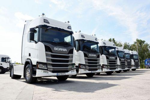 Аграрная компания для перевозки агропродукции и спецтехники выбрала тягачи Scania