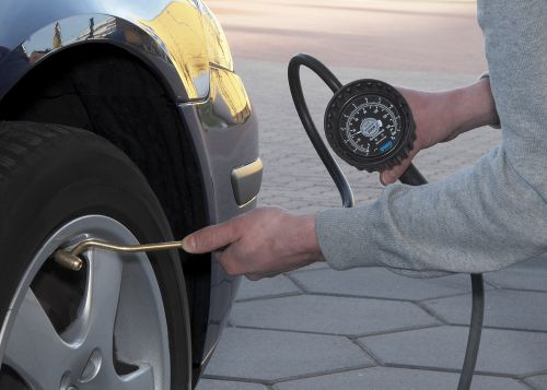 Шины Continental смогут менять давление на ходу