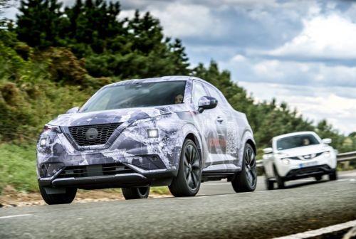 Каким будет новое поколение Nissan Juke