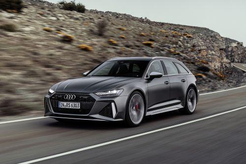 Audi представит 600-сильный универсал