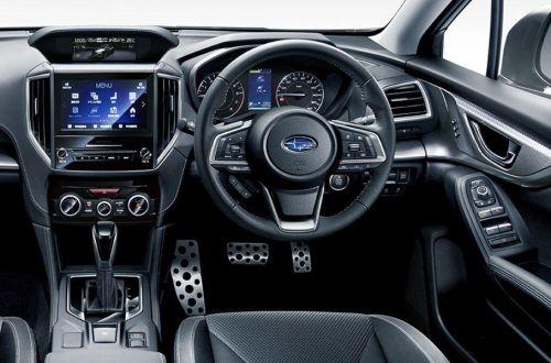 Subaru Impreza обновилась - Subaru