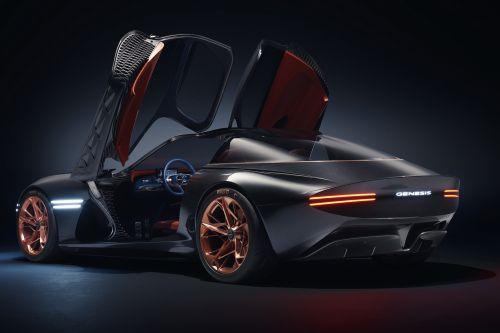 Бренд Genesis запустит в серию ультрамодное купе