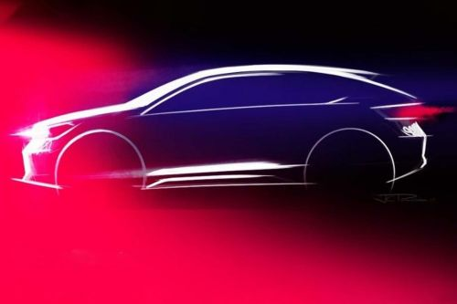 Volkswagen анонсирует появление кроссовера-купе