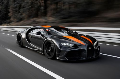 Bugatti Chiron установил новый рекорд скорости для серийных авто