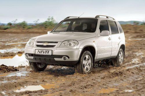 Из-за низкого спроса приостановлено производство Chevrolet Niva - Niva