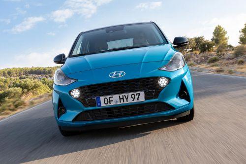 Hyundai представила новое поколение хэтчбека i10