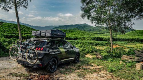 Peugeot подготовила кроссовер 3008 для дальних экспедиций