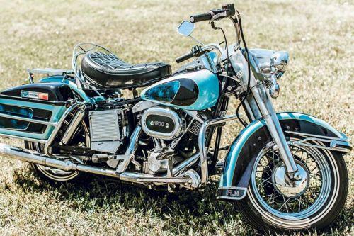 За сколько продали мотоцикл Элвиса Пресли