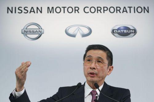 Глава Nissan подал в отставку