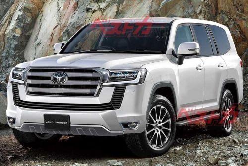 Новое поколение Toyota Land Cruiser дебютирует через год