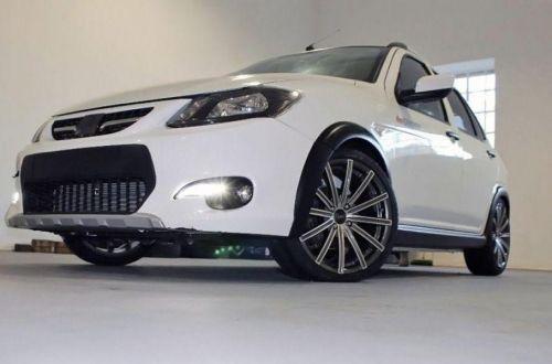 В Африке презентовали автомобиль собственной разработки для конкуренции с Renault Sandero