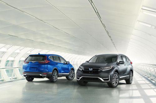 Honda обновила кроссовер CR-V. Что изменилось?