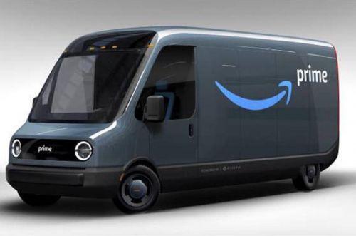 Amazon заказал 100000 электрических фургонов у стартапа Rivian