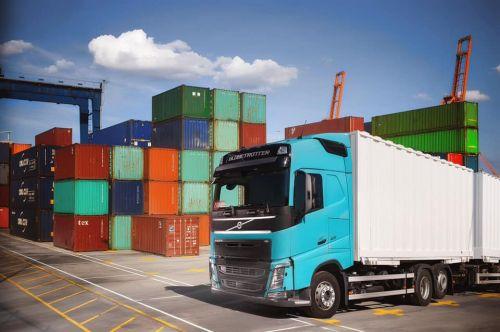 Одесский перевозчик закупил тягачи Volvo FH с BDF-контейнерами