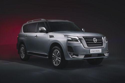 Каким будет обновленный Nissan Patrol
