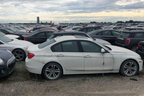 В Канаде обнаружили 3 тыс. заброшенных новых BMW и MINI