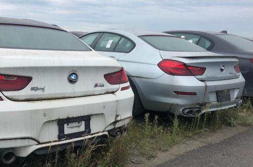 В Канаде обнаружили 3 тыс. заброшенных новых BMW и MINI - BMW