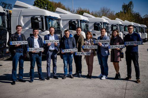 "Fozzy Group заключила крупнейший контракт на поставку техники со ""Скания Украина"""