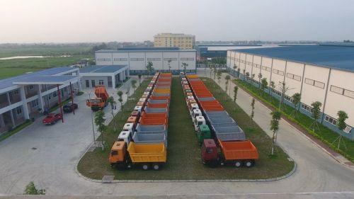 МАЗ запустил новый завод по сборке грузовиков